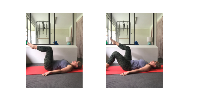 Neutral spine - Pilates